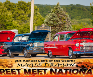 Are You Going to the Magic Dragon Street Meet Nationals? - Italian